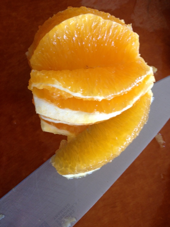 Filets of Orange