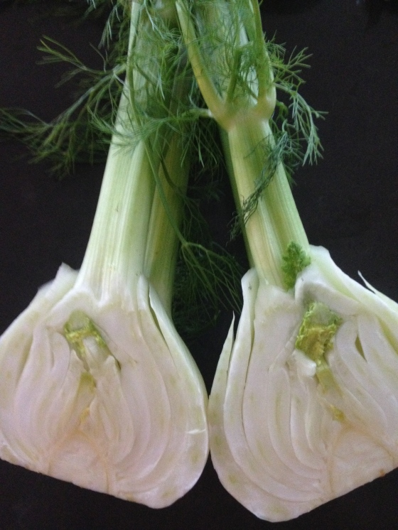 One fresh fennel
