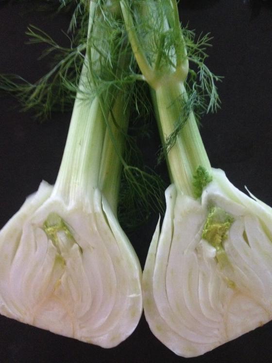 One fresh fennel